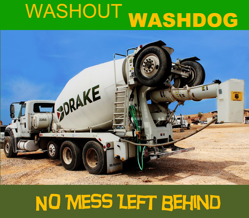 Why Should I Consider the Washout Watchdog Chute Washout System? | FAQ's