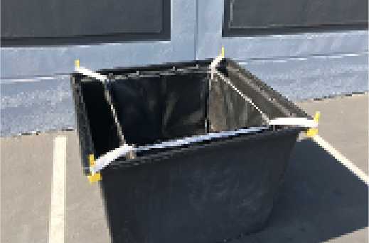 Complete Washout System Bin low resolution