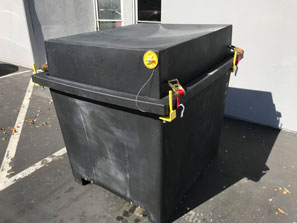 Complete Washout System Bin